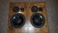 Cerwin -Vega, Speakers Vintage HED High Energy Design