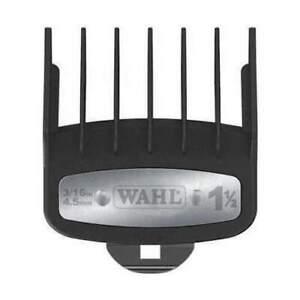 """WAHL Clipper Premium Metal Attachment comb Guide No. #1 1/2 4.5 mm 3/16"""" Magic"""