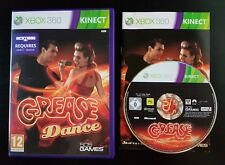 Grease Dance - Xbox 360 - Kinect - Free, Fast P&P! - Dancing, Songs, Music Party