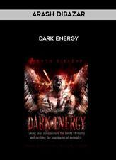 Arash Dibazar - Dark Energy - Value: $97