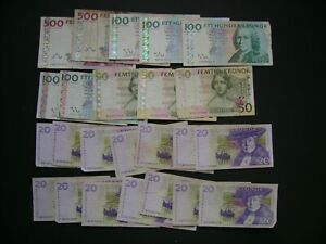 Sweden 1930 Kronor Sveriges Riksbank