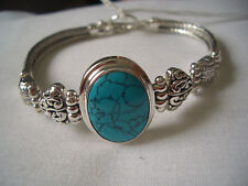 Turquoise Silver Asian Jewellery