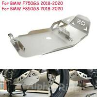 Skid Plate Bottom Engine Protector Guard Cover For BMW F750GS F850GS 2018-2020