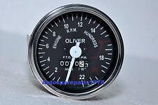 Oliver Tachometer for 55 SUPER, 66 RC SUPER, 77 RC ,550 Gas/Diesel
