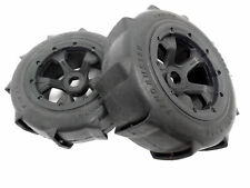 1/5 Rovan Terminator Truck Sand Paddle Wheels Tires (2) HPI Baja 5T 5SC KM T1000