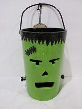 Sweet Street Halloween Frankenstein Candle Holder Decor 7.25 Tall
