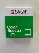 Polaroid Spectra Color Film. Latest Batch. Cold-Stored.