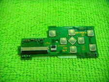 GENUINE PANASONIC DMC-ZS19 REAR CONTROL BOARD PARTS FOR REPAIR