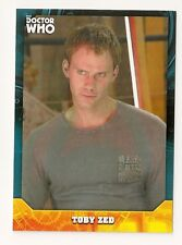 2017 TOPPS DR WHO SIGNATURE SERIES BASE CARD #51 TOBY ZED