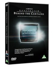 Ghostwatch: Behind the Curtains DVD doc [retrospective documentary, R0, 2012]