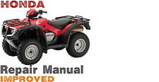 Honda Forman 500_TRX500_FE_FPE_FM_FPM_TM Service Repair Shop Manual 2005-2011