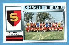 CALCIATORI PANINI 1976-77-Figurina-Sticker n. 546 -S. ANGELO LODIGIANO- C2A -Rec