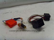 seat alhambra galaxy sharan stereo head unit connectors