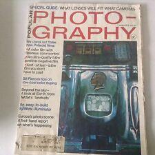 Photography Magazine New Polaroid Films Bill Pierce January 1978 060417nonrh
