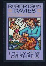 The Lyre of Orpheus,Robertson Davies