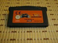Hot Wheels Velocity X + World Race Gameboy Advance DS