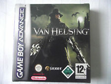 GAMEBOY ADVANCE GAME / VAN HELSING / GBA / DS LITE / NEW & SEALED