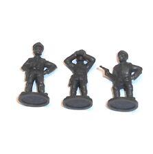 1980's Bluebird Toys - Zero Hour ~ SET OF NAVY OFFICERS - ????