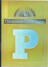 Playboy Chromium Cover Cards Edition 1 Refractor Card # R49