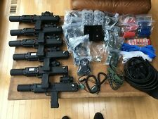 Laser Tag Gun Arsenal Professional Commercial Taggers Sights Sensors Red Dot