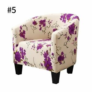 Club Chair Covers Armrest Chair Protector Stretchy Chair Covers US Stock