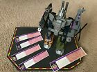 TRANSFORMERS G1 - COMBATICONS - BRUTICUS - NEARLY COMPLETE - 1986