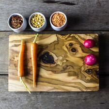 Olive Wood Chopping Board - 27 x 17 x 2cm (F2NDCP27)