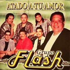 Grupo Flash CD Atado A Tu Amor 2001 Freddie Records. Pegasso Toppaz JLB...