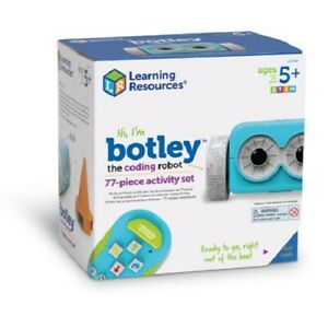 Botley the Coding Robot  Activity Set (77 piece) from Learning Resources   STEM