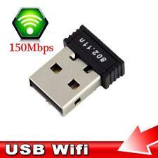 laptop Mini De alta velocidad Adaptador USB Lan card Red inalambrica WiFi - AP