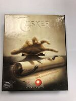 Tusker One Mans Dream one Mans Destiny Commodore Amiga OVP/BOXED