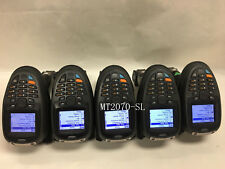 Lot FIVE (x5) Motorola Symbol MT2070 -SL0D62370WR Barcode Scanner with Battery