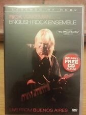Rick Wakeman - Live in Buenos Aires (DVD 2002) DVD + CD Official Bootleg