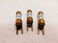 Ferraz Shawmut Gould Time Delay Forklift & Truck Fuse 125V 20A Lot of 3 ACK20