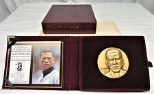Alex Rodriguez Seattle Mariner Highland Mint Bronze Magnum Coin 1226/3000 w/ COA