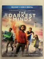 The Darkest Minds DVD + Blu-ray disc