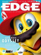 EDGE Magazine September 2017 Super Mario Odyssey Assassin's Creed Origins NEW 2