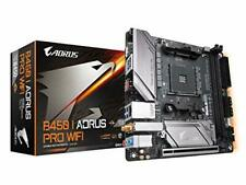 GIGABYTE B450 I AORUS PRO WIFI Mini-ITX gaming motherboard [AMD B450 chipset]