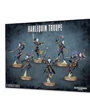 Warhammer 40k Eldar Harlequins Troope NIB