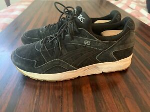 Asics Gel-Lyte V 5 Retro Running Shoes Black Size 13