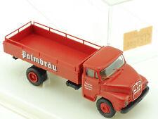 Brekina 4512 MAN Diesel 520 H Palmbräu Zorn Eppingen LKW NEU OVP ST 1604-02-57