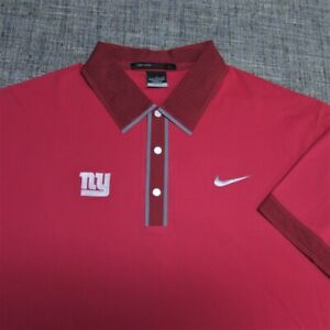TIGER WOODS COLLECTION POLY SPANDEX GOLF SHIRT--L--NEW YORK--OUTSTANDING QUALITY