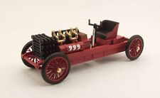 Rio 4337 - Ford 999 rouge - 1900   1/43
