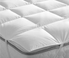 Bedding Heaven Goose Feather & Down Super King Mattress Topper Made by Fogarty