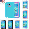6Color Heavy Duty Shockproof Hard Case Cover For Samsung Galaxy Tab 3/E Lite 7.0