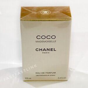 CHANEL  COCO MADEMOISELLE  Eau De Parfum 100ml SPRAY WOMENS PERFUME...Genuine