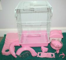 """11x14"""" Bird Hamster Small Animal Cage Habitat Rodent Mouse Mice Rats Accessories"""
