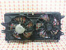2004 04 2005 05 CHEVROLET IMPALA DUAL COOLING FAN ASSEMBLY 89019107 FEO