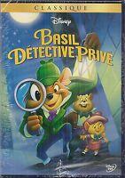 """DVD """"Basil, detective privado"""" - Disney rombo n 31 NUEVO EN BLÍSTER"""