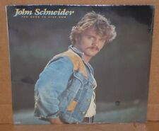 John Schneider Too Good To Stop Now New SEALED vinyl LP record cut out